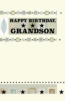 3001 - $3.25 Retail Each - Birthday Grandson PKD 6