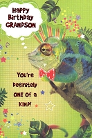 3006 - $3.49 Retail Each - Birthday Grandson PKD 6