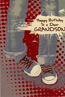 3012 - $3.99 Retail Each - Birthday Grandson Teen PKD 6