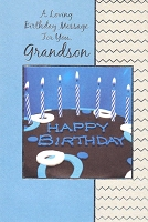 3032 - $3.99 Retail Each - Birthday Grandson PKD 6