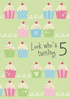 3544 - $2.95 Retail Each - Birthday By Age 5th PKD 6