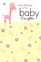 3618 - $3.99 Retail Each - New Baby Girl Religious PKD 6