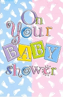 3804 - $2.50 Retail Each - Baby Shower PKD 6