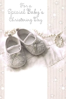 3819 - $3.49 Retail Each - Baby Christening PKD 6