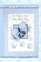 3833 - $3.99 Retail Each - New Baby Boy PKD 6