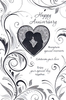 3904 - $3.99 Retail Each - Wedding Anniversary PKD 6