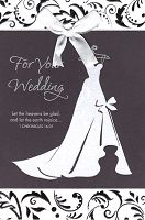 4002 - $5.99 Retail Each - Wedding Religious PKD 3