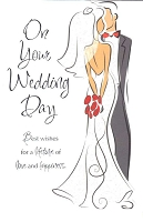 4014 - $3.49 Retail Each - Wedding PKD 6