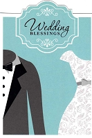4024 - $3.99 Retail Each - Wedding Religious PKD 6