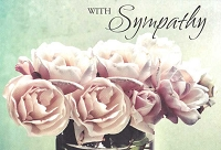 4902A - $2.80 Retail Each - Value Sympathy Cards PKD 6
