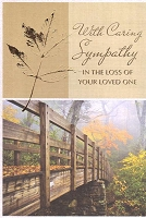 4930 - $3.99 Retail Each - Sympathy Loss of Loved One PKD 6