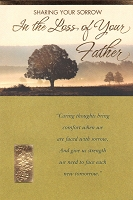 4956 - $3.99 Retail Each - Sympathy Loss of Father PKD 6