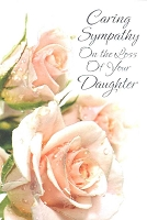 4968A - $3.99 Retail Each - Sympathy Loss of Daughter PKD 6