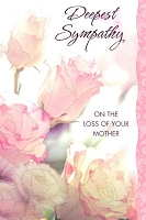 4988A - $3.99 Retail Each - Sympathy Loss of Mother PKD 6