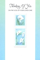 4999A - $3.99 Retail Each - Sympathy Loss of Loved One PKD 6