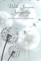 4999C - $4.99 Retail Each - Sympathy Loss of Loved One PKD 3