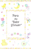 6507 - $2.00 Spanish Cards - Baby Shower PKD 6