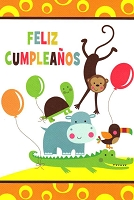 6734 - $2.80 Retail Each - Wrapped Spanish Cards - Birthday Juvenile Boy PKD 6