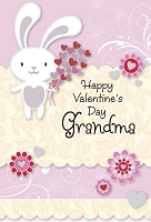 7040 - $3.99 Retail Each - Valentine's Day - Grandmother Juvenile PDK 3