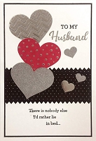 7045 - $3.99 Retail Each - Valentine's Day - Husband Humorous PDK 3