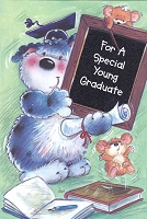 7231 - $3.99 Retail Each - Graduation Juvenile PKD 3