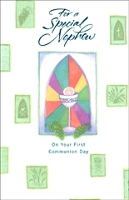 7307A - $2.95 Retail Each - Communion Nephew PKD 6