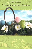 7437 - $3.99 Retail Each - Easter Daughter and Husband PKD 3