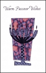 7521-2 - $2.80 Retail Each - Passover General Card 6 design assortment packed in 3's