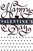7801 - $3.99 Retail Each - Valentine General Greeting Cards - English Language - Wholesale units of 3 cards