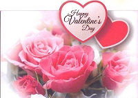 7804 - $3.49 Retail Each - Valentine Greeting Cards General - English Language - wholesale units of 3 cards