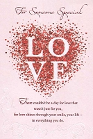 7806 - $3.99 Retail Each - Valentine General Greeting Cards - English Language - wholesale units of 3 cards