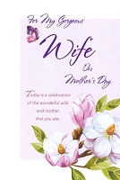 8041 - $3.99 Retail Each - Mothers Day Wife PKD 3