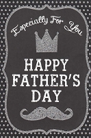 8504 - $3.99 Retail Each - Fathers Day Especially For You PKD 3