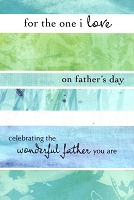 8520 - $3.99 Retail Each - Fathers Day Love PKD 3
