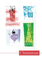 9517 - $3.29 Retail Each - Christmas General Greeting Cards PKD 6