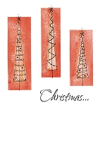 9526 - $3.29 Retail Each - Christmas General Greeting Cards PKD 6