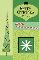 9555 - $3.49 Retail Each - Christmas General Greeting Cards PKD 6