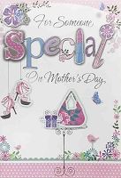 $3.99 Retail Each - Mothers Day Someone Special PKD 3