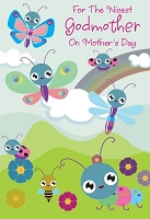 $3.99 Retail Each - Mothers Day Godmother Juvenile PKD 3