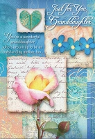 $2.80 Retail Each - Mothers Day Granddaughter Adult PKD 6