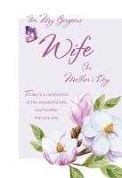 $3.99 Retail Each - Mothers Day Wife PKD 3