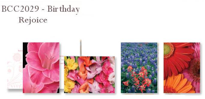 Birthday Religious Boxed Cards Wholesale