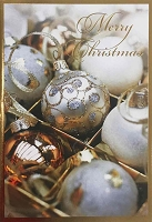 CH133 - $3.99 Retail Each - Christmas General Greeting Card - PKD 6
