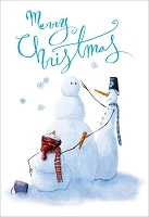 CH150 - $3.99 Retail Each - Christmas General Greeting Card - PKD 6