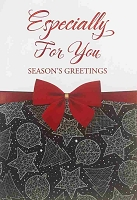 CH158 - $3.99 Retail Each - Christmas General Especially for You Greeting Card - PKD 6