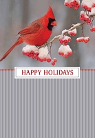 CH201 - $2.80 Retail Each - Christmas Happy Holidays Greeting Card - PKD 6
