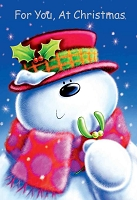 CH217 - $3.99 Retail Each - Christmas Juvenile Greeting Card - PKD 6