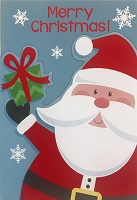 CH219 - $3.49 Retail Each - Christmas Juvenile Greeting Card - PKD 6