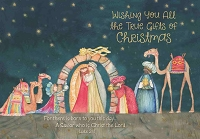 CH263 - $2.80 Retail Each - Christmas Religious Greeting Card - PKD 6