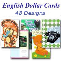 DC1002 - 48 Pocket English Everyday Value Assortment PKD 6